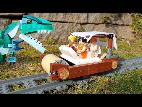 Lego The Flintstones Time Warp