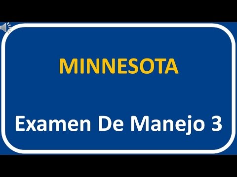 Nuevo Examen Teorico Señales de Transito 2020 USA/Licencia de conducir/manejo from YouTube · Duration:  25 minutes 9 seconds