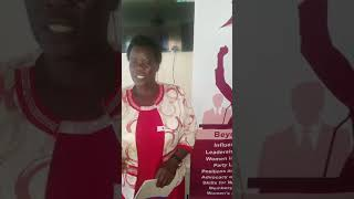 SUCCESS STORY FROM WOMENS LEAGUE LEADER TRAINED BY WLEDE