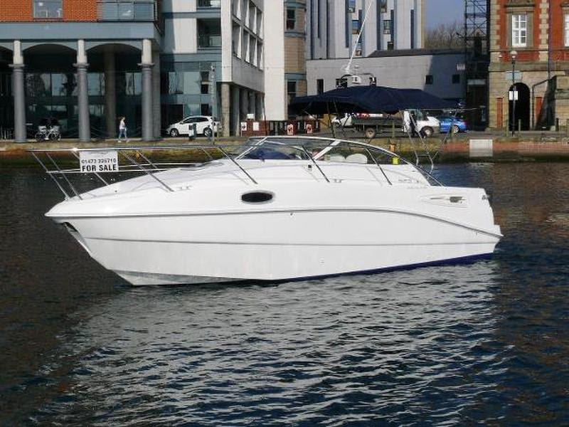 For Sale: 2002 Sealine S23 - GBP 31,950
