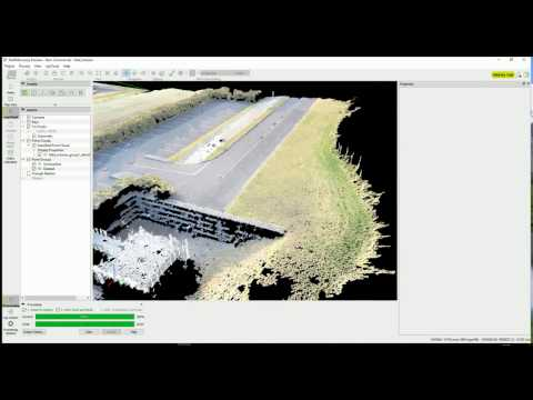 Drone 3D photogrammetry mapping V2