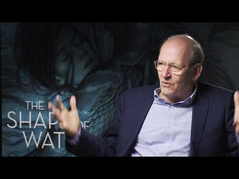 """How Richard Jenkins reacted to """"The Shape of Water"""""""