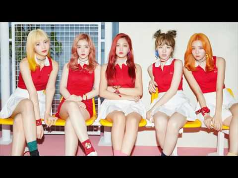 [INSTRUMENTAL] Red Velvet(레드벨벳) - Russian Roulette(러시안 룰렛)