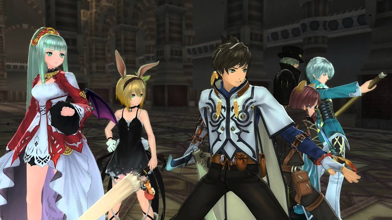 Tales Of Zestiria Ps4 Eng - Boss 21 Hard Mode - Youtube-5148