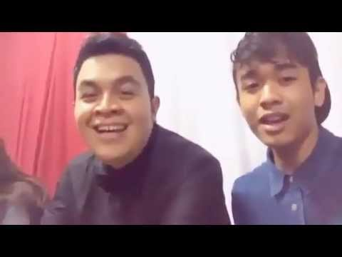 Sewindu Short cover with Tulus