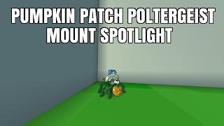 Pumpkin Patch Poltergeist | Trove Mount Spotlight