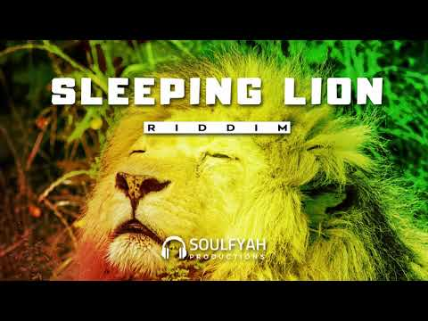 **FREE** Reggae Instrumental Beat 2020 ►SLEEPING LION RIDDIM◄ By SoulFyah Productions