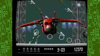 Vectorman sega genesis classics xbox one gameplay vector had a bad day