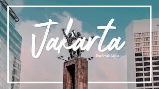 Gambar cover Jakarta - The Small Apple