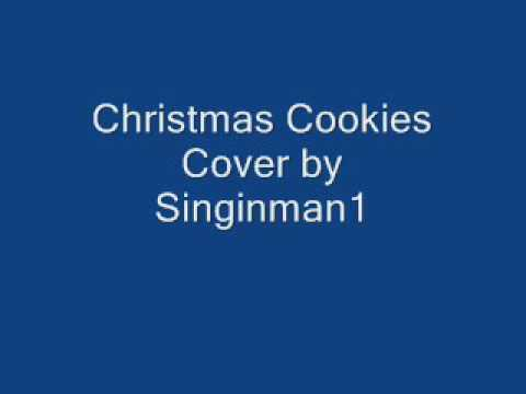 Christmas Cookies by George Strait cover by singinman1