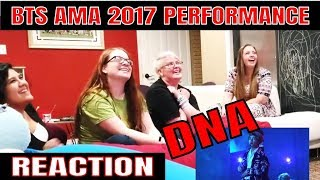 BTS 2017 AMA PERFORMANCE REACTION MP3