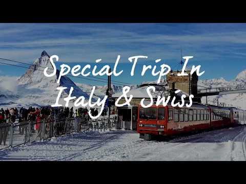 겨울 이탈리아&스위스 여행