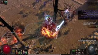 path of exile meme build: no active skills