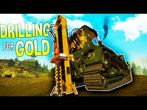Finding The Motherload of Gold Pockets!- NEW Equipment - Gold Rush The Game Season 2 Update