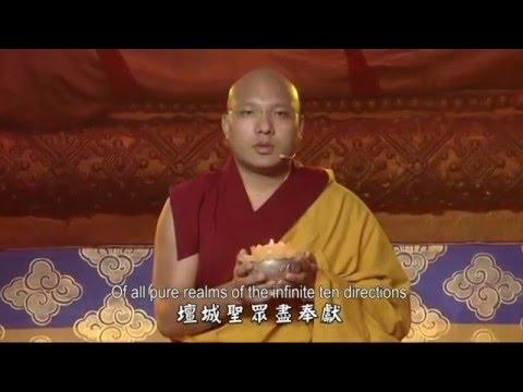 2015【 點燈祈願文】唱誦-中英 字幕 - YouTube