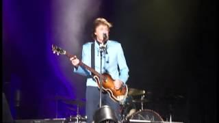 Paul McCartney - Belo Horizonte 04.05.2013: Listen To What The Man Said