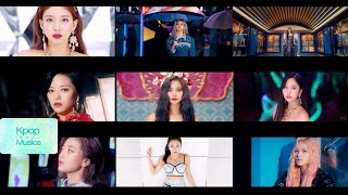 """TWICE """"Feel Special"""" Teaser Compilation Mix Mashup"""