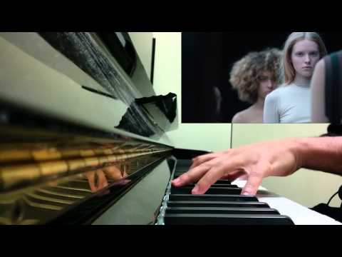 Wolves Kanye West Ft Vic Mensa Sia Piano Cover V1 Youtube