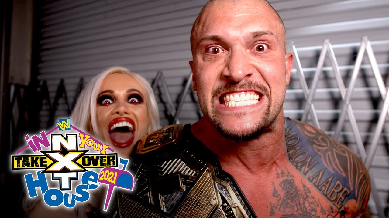 Karrion Kross Says He Destroyed The Mount Rushmore Of NXT