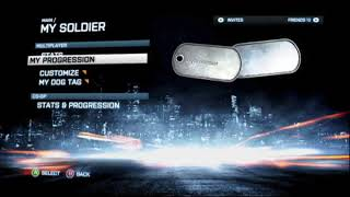 Sound Replacement - Battlefield 3 Menu Navigation