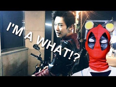 You're A Deadpool, Chanyeol.