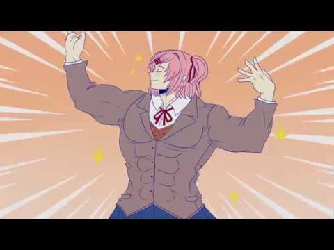 【Doki Doki Literature Club】Bigger, Better, Stronger Ver. Buffsuki 1 Hour (10 hours coming soon)