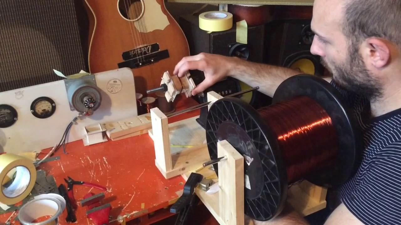 5e8 Output Transformer Winding