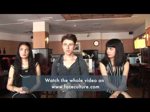 Interview School Of Seven Bells - Benjamin Curtis and Alejandra and Claudia Deheza