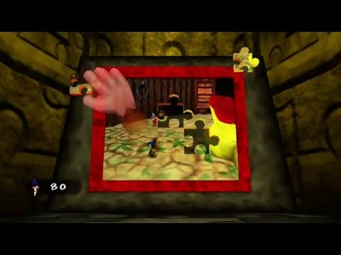 Banjo Tooie - JiggyWiggy's Challenge 3
