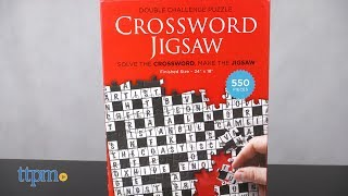 Crossword Jigsaw from Babalu