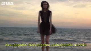 Sia - Footprints (Tradução BR/PT)