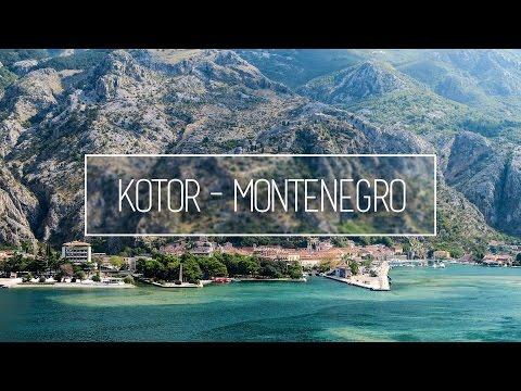 Kotor Montenegro | Travel Vlog