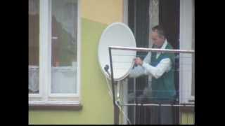 Ustawianie anteny w Święta :D