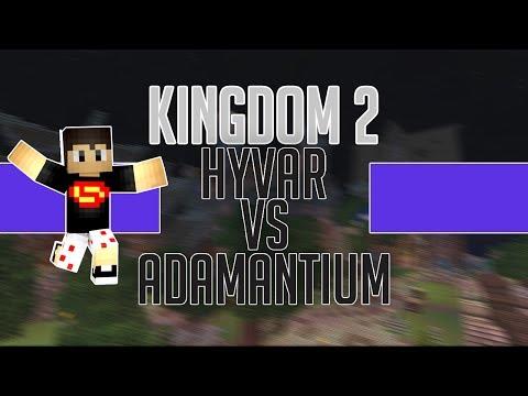 Kingdom 2 - Adamantium valt Hyvar aan!?
