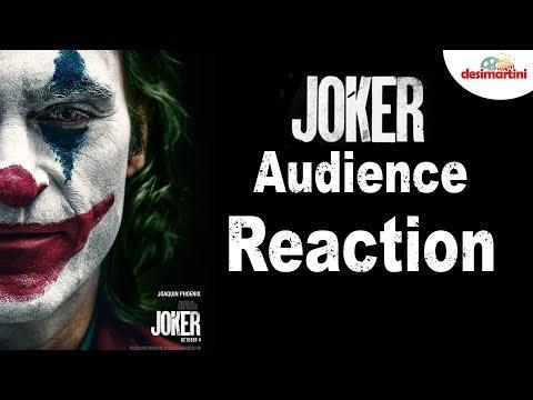 joker-audience-reaction-|-desimartini-premiere