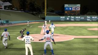 THE INJURY - (PS4) MLB 14: The Show - Jackie Robinson: Road to the Show - Episode 9