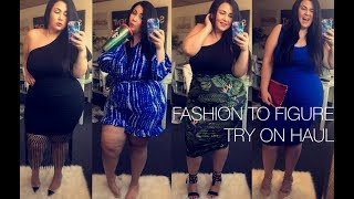 PLUS SIZE FASHION TRY ON HAUL | Fresh Fashion to Figure!