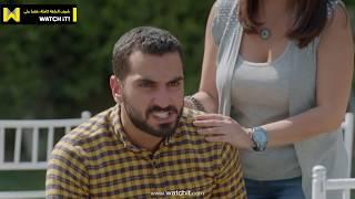 مسلسل نصيبي وقسمتك - حسن كان مستنيها تعرفه .. بس المرة دي خاب أمله 💔
