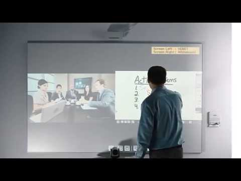 Tutorial 11: How to Video Conference with the EB-1420Wi/EB-1430Wi | Epson