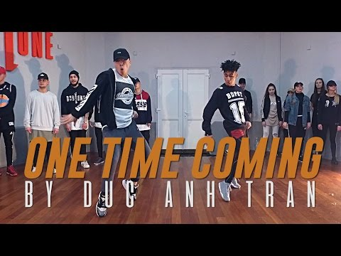 "YG ""ONE TIME COMING"" Choreography by Duc Anh Tran"