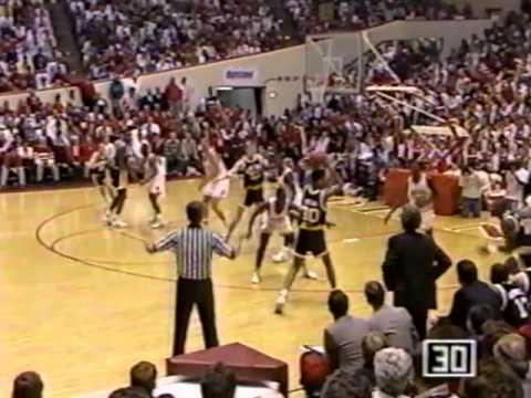 Indiana vs Notre Dame  - 12/3/1991