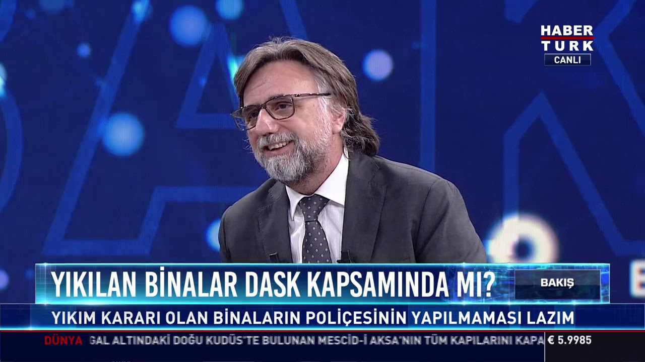 Bakış - 18 Şubat 2019 (Marmara'da beklenen depreme binalar ne kadar hazır?)
