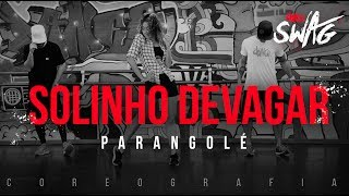 Video Solinho Devagar - Parangolé (Coreografia) FitDance SWAG download MP3, 3GP, MP4, WEBM, AVI, FLV Mei 2018