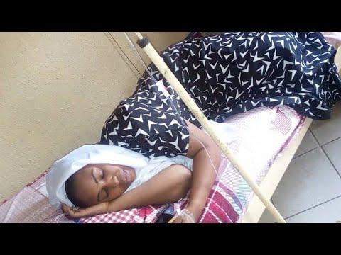 Jarumar Hausa Fim Maryam Ceeter Batada Lafiya Tana Kwance A Gadon Asibiti thumbnail