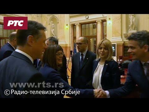 Incident sa zastavom izazov za odnose Srbije i Hrvatske