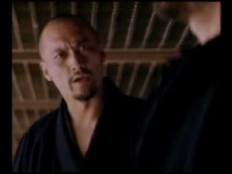 Scene from the Last Samurai - Conversation