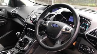2013 FORD KUGA 2.0 TITANIUM TDCI  FOR SALE | CAR REVIEW VLOG