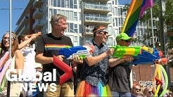Ottawa mayor participates in first Pride as openly gay man