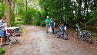 Puzzelfietstocht  Camping Rotandorp Noordwolde fr. 4 juni 2017