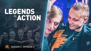 Legends in Action | S2E5 - Return of Rekkles